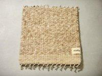 stoffa 手紡ぎ手織りポットマット 241