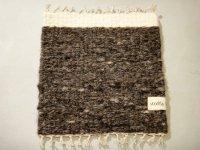 stoffa 手紡ぎ手織りポットマット 240