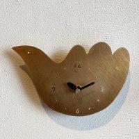 アトリエPOPPO とり時計