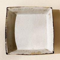 矢澤紀夫 四角鉢-3