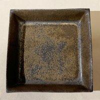 矢澤紀夫 四角鉢-4