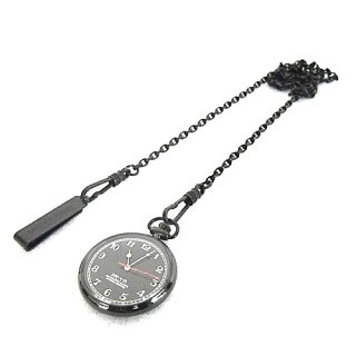 CASH CA JAM POCKET WATCH(ブラック)
