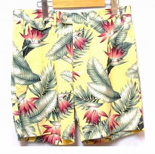 DELUXE BLOOMING SHORTS(イエロー)