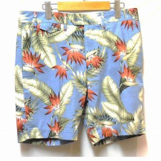 DELUXE BLOOMING SHORTS(ブルー)