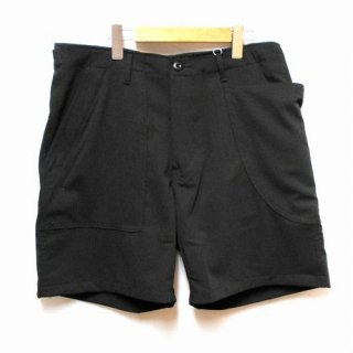 GDC T/R ASYMMETRY SHORTS(ブラック)