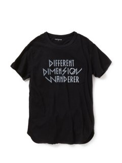 nonnative DIFFERENT DIMENSION WANDERER TEE