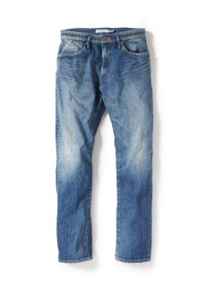 "nonnative DWELLER 5P JEANS USUAL FIT COTTON 13oz SELVEDGE DENIM VW""RUSSELL"""