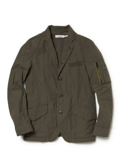 nonnative TROOPER JACKET C/N WEATHER CLOTH
