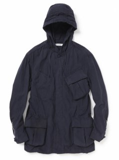 nonnative TROOPER HOODED JACKET COTTON RIPSTOP OVE