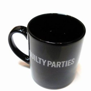 WACKO MARIA GUILTY PARTIES MUG(ブラック)