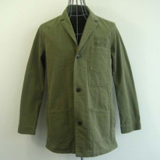 WACKOMARIA WORK Coat(GUERRILLA)(カーキ)