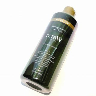 retaW Fragrance Body Shampoo EVELYN*