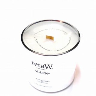 retaW Fragrance Candle ALLEN*