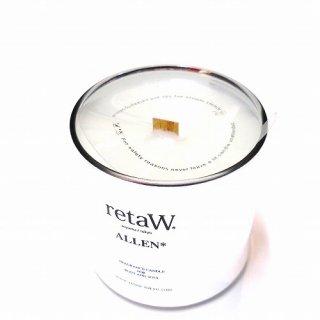 retaW Fragrance Candle ALLEN*