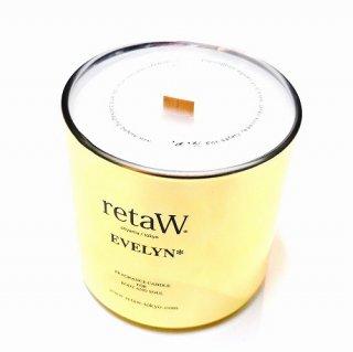 retaW Fragrance Candle EVELYN*