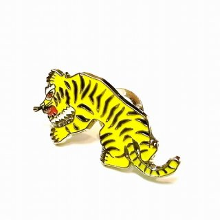 WACKO MARIA TIGER PIN(イエロー)