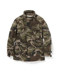nonnative TROOPER JACKET COTTON ARMY CLOTH  WITH