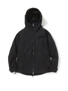nonnative  ADVENTURER HOODED JACKET COTTON TWILL  WITH