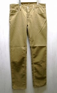 WACKO MARIA REGULAR STRAIGHT CORDUROY PANTS(ベージュ)