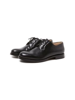 nonnative CLERK PLAIN TOE SHOES COW LEATHER