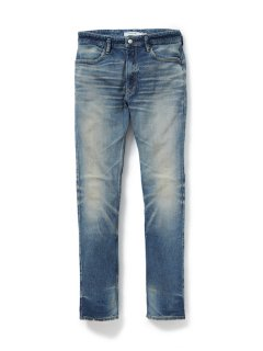 nonnative DWELLER 4P JEANS TAPERED FIT C/P 13oz DENIM STRETCH VW