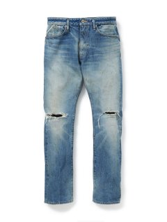 "nonnative DWELLER 5P JEANS USUAL FIT COTTON 13oz SELVEDGE DENIM VW ""MICHAEL"""