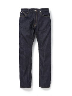 nonnative DWELLER 5P JEANS USUAL FIT COTTON 13oz SELVEDGE DENIM OW