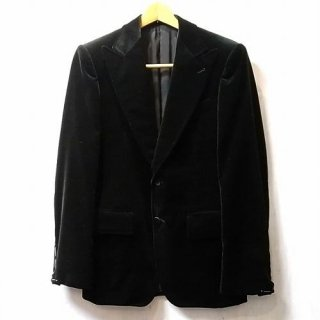 WACKO MARIA 2B SINGLE BREASTED PEAKED LAPEL JKT