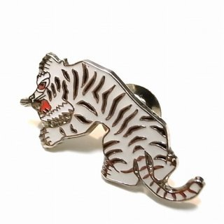 WACKO MARIA TIGER PIN(ホワイト)