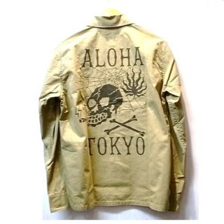 WACKO MARIA ARMY SHIRT (TYPE-3)(ベージュ)