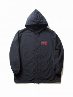 COOTIE  Bench Jacket (GIVE'EM HELL)(ブラック)