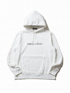 COOTIE  Print Pullover Parka (THRILL CRAZY)(オフホワイト)