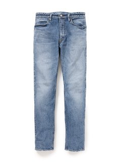 nonnative  DWELLER 4P JEANS TAPERED FIT C/P13oz DENIM STRETCH VW