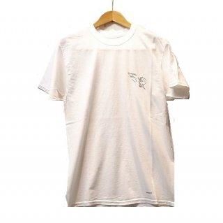 WACKO MARIA SOUVENIOR CREW NECK T-SHIRT (TYPE-8)(ホワイト)
