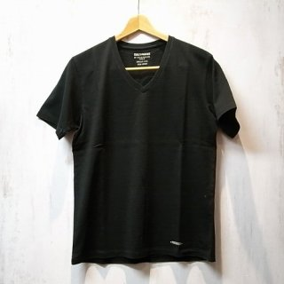 WACKO MARIA HEAVY WEIGHT V NECK T-SHIRT(ブラック)