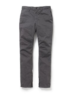 nonnative EXPLORER JEANS DROPPED FIT SATIN STRETCH OVERDYED