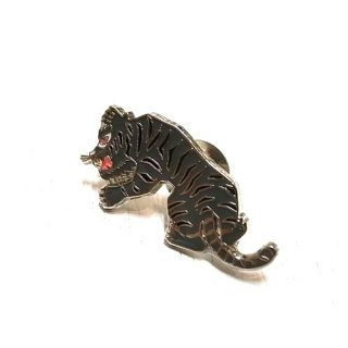 WACKO MARIA TIGER PIN(ブラック)