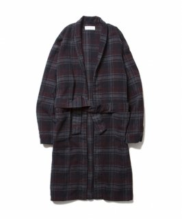 ROTTWEILER Dyed Used Check Gown