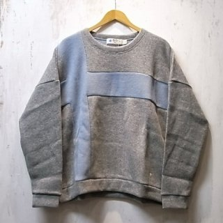 GDC SWITCHING WIDE  KNIT(グレー)