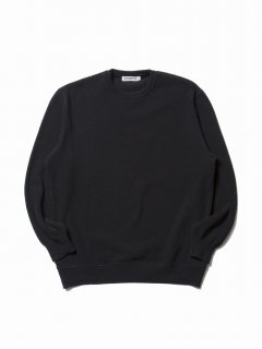 COOTIE Cordura Honeycomb Sweater(ブラック)