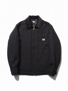COOTIE Duck Work Jacket(ブラック)