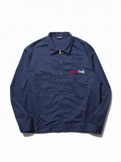 COOTIE T/C Work Jacket(ネイビー)
