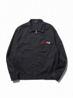 COOTIE T/C Work Jacket(ブラック)