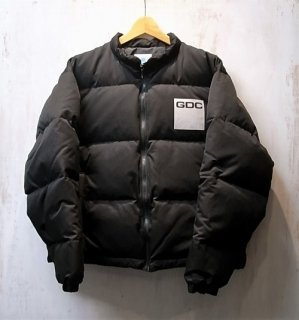 GDC DOWN JACKET(ブラック)
