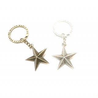 WACKO MARIA STAR KEY HOLDER