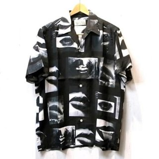 WACKO MARIA 森山大道 × WACKO MARIA HAWAIIAN SHIRT ( TYPE-3 )