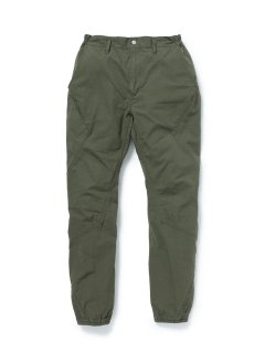 nonnative CYCLIST EASY RIB PANTS TAPERED FIT C/P RIPSTOP STRETCH