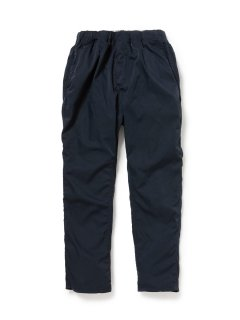 nonnative MANAGER EASY PANTS RELAX FIT POLY TWILL STRETCH OVERDYED