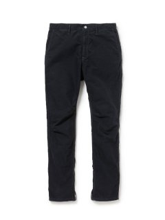 nonnative EXPLORER JEANS DROPPED FIT C/P MOLESKIN STRETCH OVERDYED