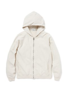 nonnative COACH FULL ZIP HOODY COTTON SWEAT